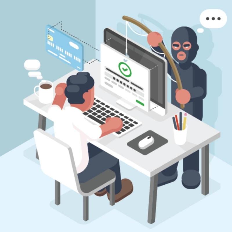 phishing, social engineering, scam, hacking